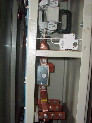 Вводно-распределительное устройство Панель 3ВР-1-25-0-31 УХЛ4