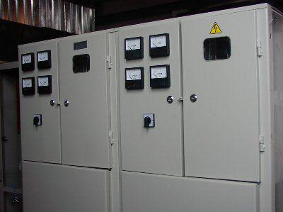 Вводно-распределительное устройство Панель 3Р-115-31 УХЛ4