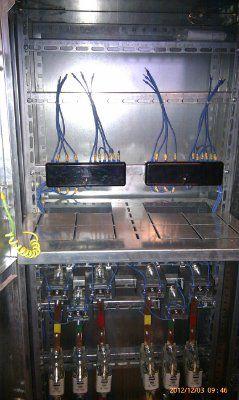 Вводно-распределительное устройство ВРУ-3-22 УХЛ4