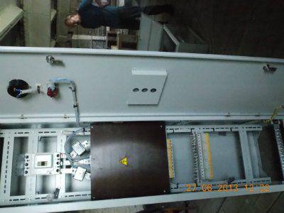 Вводно-распределительное устройство ВРУ-1-21-10 УХЛ 4