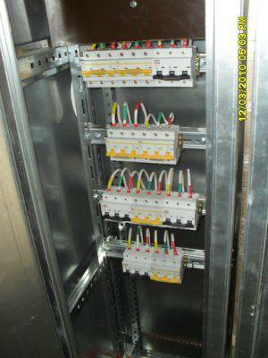 Вводно-распределительное устройство Панель 2Р-127-31 УХЛ4