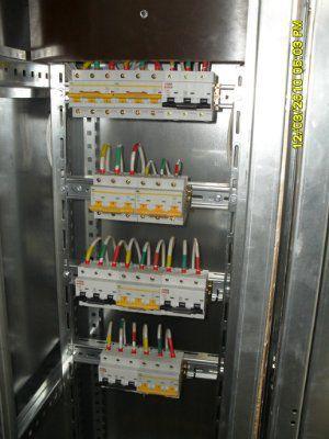 Вводно-распределительное устройство Панель 2Р-210-31 УХЛ4