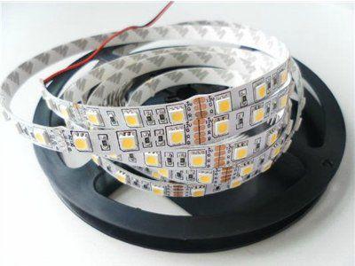 Лента светодиодная RGB 5050 150 led 7,6W PREMIUM