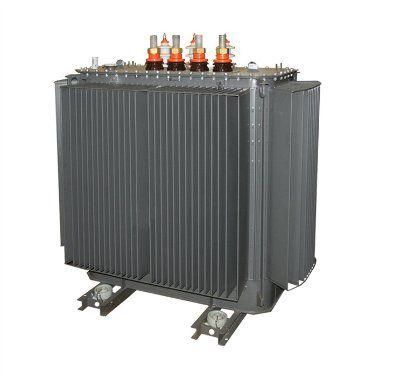 Трехфазный масляный трансформатор ТМГ11 630/6/0,4 Д/Yн-11 У1 +4зажима (Минск)