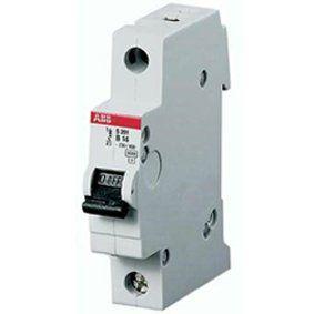 Автоматический выключатель ABB S201 C6