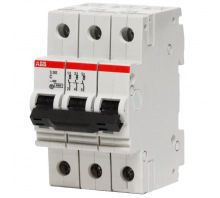 Автоматический выключатель ABB S283 C100 6kA GHS2830001R0824