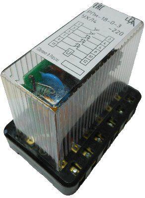 Реле РПм-18