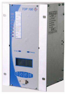 Терминал защиты минимального/максимального напряжения «ТОР 100-ЗМН»