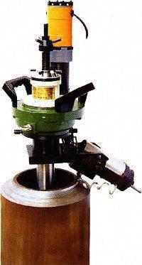 Агрегат (торцовка) для обработки торцов труб P3-PG 351-2