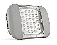 Промышленный светильник UniLED 40W, 4800лм, 5000К, 40Вт, 220VAC, IP65