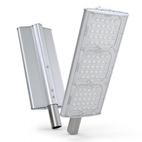 Уличный светодиодный светильник UniLED S 80 Вт, 9600 лм, 5000 К, 220VAC, IP65