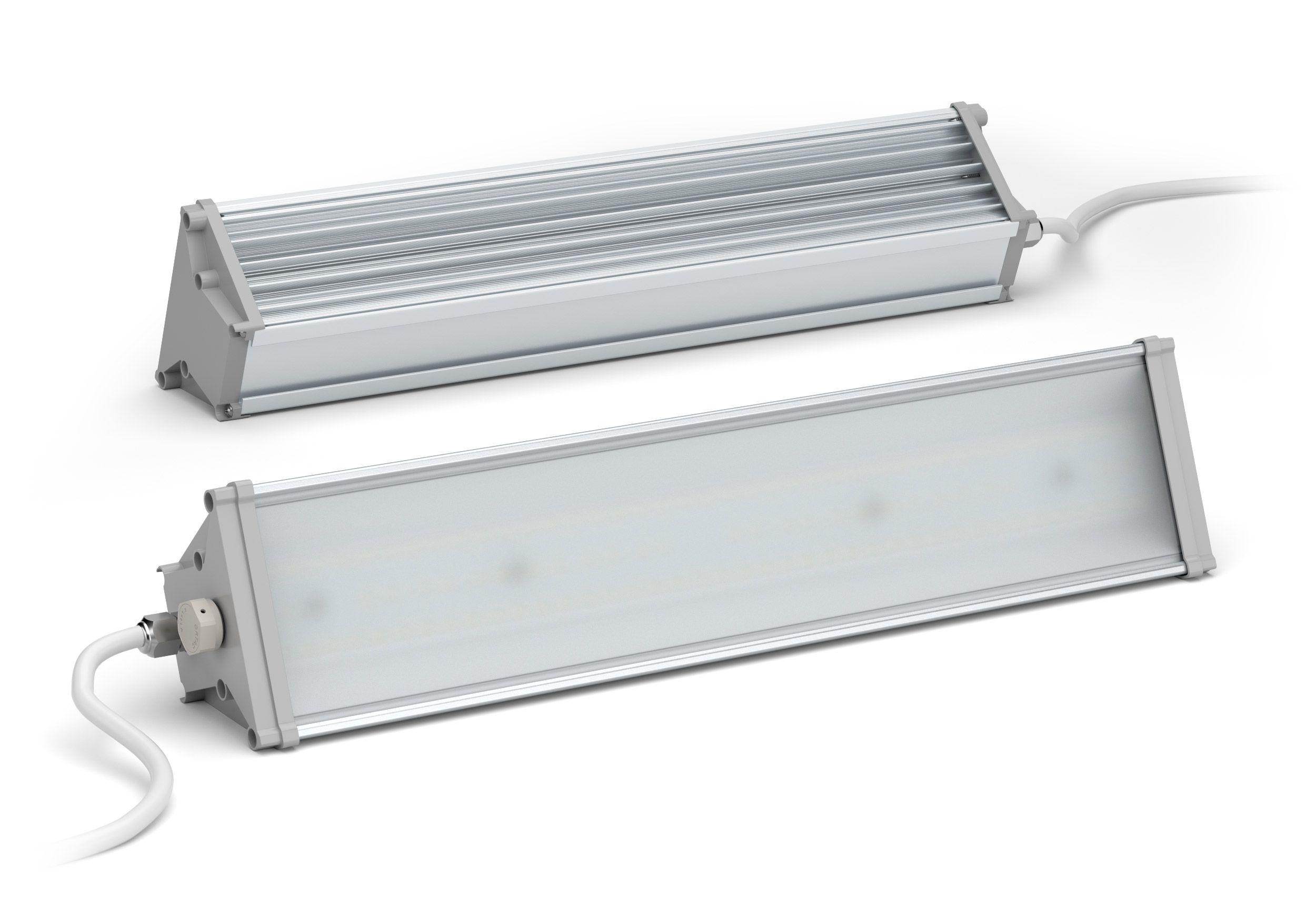 Промышленный светильник LuxON Promline 200W, 200Вт, 22000лм, 5000К, 220VAC, IP65