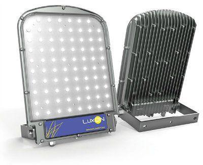 Прожектор промышленный Skat 55 Вт, 5000 К, 5620 Лм, 55 Вт, 220 VAC, IP 65