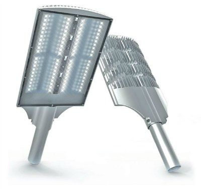 Уличный светодиодный светильник Bat 40 Вт, 5000 К, 5120 Лм, 40 Вт, 220 VAC, IP 65