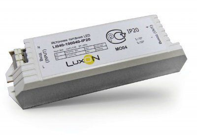 Драйвер LI120-XXXYYY-IP66.  Вход: 176-264, Выход: до 215В