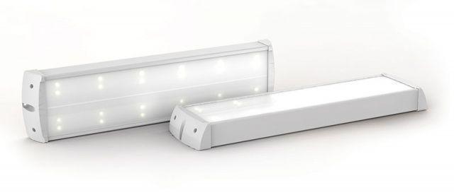 Светильник офисный Box 33W-EPS, 5000К, 3480лм, 33Вт, 220VAC, IP20, БАП 180 минут