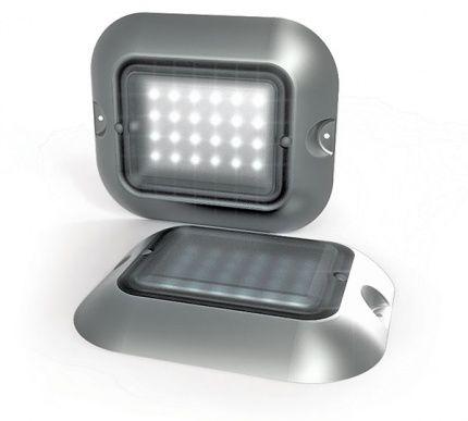Светильник диодный Meduse 8 Вт, 5000 К, 720 лм, 8 Вт, 220 VAC, IP 20