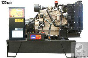 Дизель-генератор 120 квт ONIS VISA JD151 (Дизельный генератор 120 квт ONIS VISA JD 151 B), электростанция трехфазная 230/380 вольт.