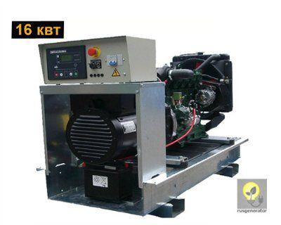 Дизельный генератор 15 квт LISTER PETTER LLD250 (Дизель-генератор 15 квт LISTER PETTER LLD 250 WLE150), электростанция однофазная 220/230 вольт.