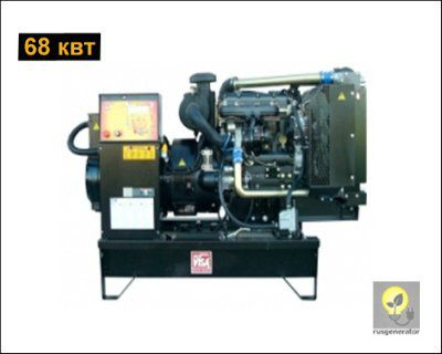 Дизель-генератор 65 кВт ONIS VISA F85B (Дизельный генератор 65 квт ONIS VISA F 85 B), электростанция трехфазная 230/380 вольт.
