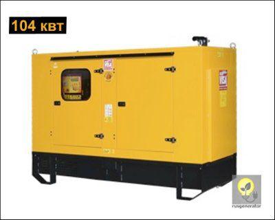 Дизель-генератор 100 квт ONIS VISA D131 (Генератор 100 квт ONIS VISA D131 GX), электростанция трехфазная 230/380 вольт.