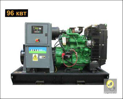 Дизель-генератор 100 квт AKSA AJD132 (Электростанция 100 квт AKSA AJD 132), генератор трехфазный 230/380 вольт.