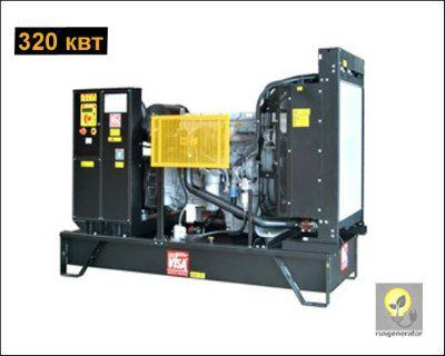 Дизельная электростанция 300 квт ONIS VISA P400 (Генератор 300 квт ONIS VISA P 400 B), генератор трехфазный 230/380 вольт.