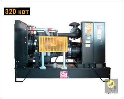 Дизельная электростанция 300 квт ONIS VISA F400 (Генератор 300 квт ONIS VISA F 400 B), генератор трехфазный 230/380 вольт.