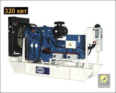 Дизельная электростанция 300 кВт FG WILSON P400P5 (Генератор 300 квт FG WILSON P450E5), генератор трехфазный 230/380 вольт.