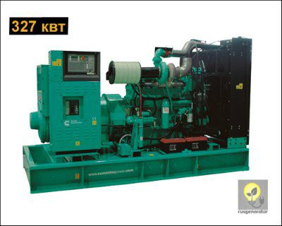 Дизельная электростанция 300 квт CUMMINS C450D5E (Дизельный генератор 300 квт CUMMINS C 450D5E), генератор трехфазный 230/380 вольт.