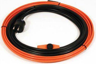 Греющий кабель внутрь трубы ADV-13 143 Вт 11 м (комплект)