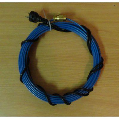 Греющий кабель HEATWAY ECO 13 Вт/м для установки внутри водопровода (секция 23м)