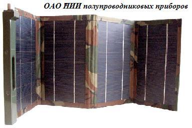 """Солнечная фотоэлектрическая батарея СФБ-12-12 """"Гелиос 1"""""""
