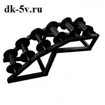 Ролик кабельный угловой РКУ 6-150