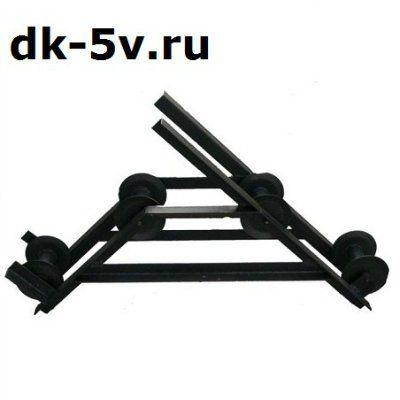 Ролик кабельный угловой вертикальный РКУ 150-В
