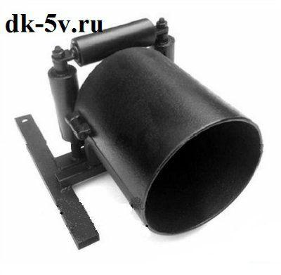 Ролик кабельный направляющий для ввода кабеля в трубу ВР 4-150Т