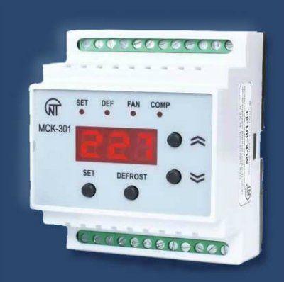 Блок управления МСК-301-5,7