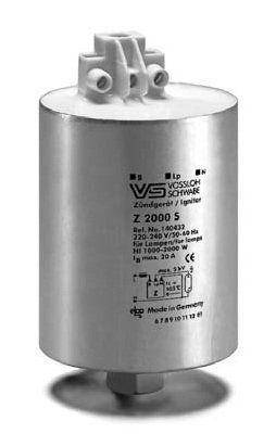 Импульсное зажигающее устройство (ИЗУ, игнитор, IGNITOR) Z 2000 S/220V 140432 Vossloh-Schwabe, Германия
