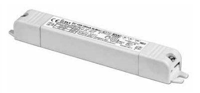 Драйвер (блок питания) 122444 DC 13W 12V SLIM/U для LED источников света (светодиодных светильников). TCI, Италия.