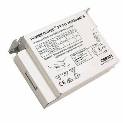 Электронный ПРА (ЭПРА/ дроссель/ балласт) для МГЛ 35W PT-FIT 35/220-240 S Osram