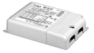 Драйвер (блок питания) 122200 MP 32 K2 универсальный для LED источников света (светодиодных светильников) 350-900mA/1-33W, cost 10,12,24V/10,13,20W. TCI, Италия.