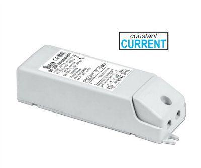 Драйвер (блок питания) 127136 DC 22W 1050mA W HPF для LED источников света (светодиодных светильников). TCI, Италия.