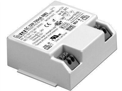 Драйвер (блок питания) 122794 DC 12W 500mA BMU 1, ультра компактный размер для LED источников света (светодиодных светильников). TCI, Италия.