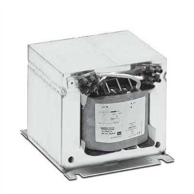 Электромагнитный ПРА (ЭмПРА / дроссель / балласт) JD 2000I.48 531448 для металлогалогенных ламп 2000Вт, 220/230 В, снят с производства, Замена на JD2000I.85 554309. Vossloh-Schwabe (Германия)