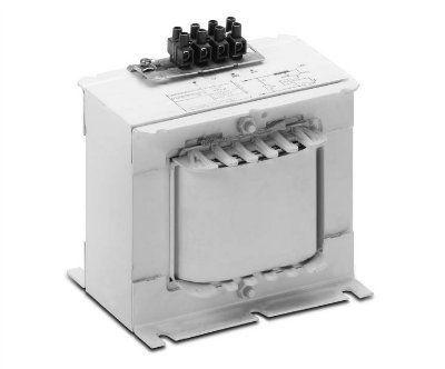 Электромагнитный ПРА (ЭмПРА / дроссель / балласт) J 2500.38 531014 для проекционных металлогалогенных Short-Arc ламп 2500W, Vossloh-Schwabe (Германия) снят с производства, замена на J 2500.96 554312.