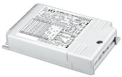 Драйвер (блок питания) 127505 DC MAXI JOLLY SV DALI BI диммируемый, универсальный 0- 50W, 350-1050mA для LED источников света (светодиодных светильников). TCI, Италия.