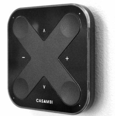 Настенный Bluetooth выключатель / пульт управления для контроллеров Xpress- Casambi (Финляндия)