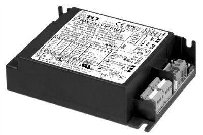 Драйвер (блок питания) 123417 DC MAXI JOLLY HC &1-10V&PUSH BI диммируемый 0-60W, 1,05-2,1A для LED источников света (светодиодных светильников). TCI, Италия. Аналогичен 122417 DC MAXI JOLLY HC DALI BI и 122303 DC MAXI JOLLY HC DALI BI M(сняты с пр