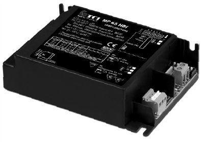 Драйвер (блок питания) 127051 MP 65 HBI универсальный 25-65W, 350-1200mA для LED источников света (светодиодных светильников). TCI, Италия.