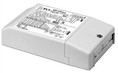 Драйвер (блок питания) 127071 MP 65 H/2 универсальный 25-65W, 350-1200mA для LED источников света (светодиодных светильников). TCI, Италия.